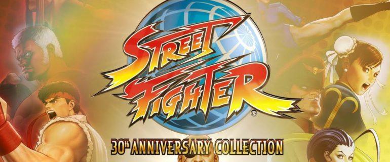 Street Fighter 30th Anniversary Collection arriva a maggio su PS4, Xbox One e Switch