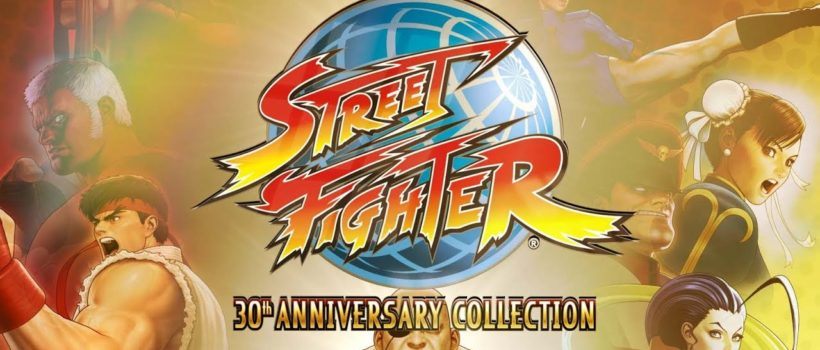 Street Fighter 30th Anniversary Collection arriva a maggio su PS4, Xbox One e Switch