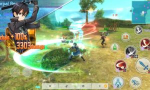 Sword Art Online: Integral Factor è disponibile su App Store e Google Play