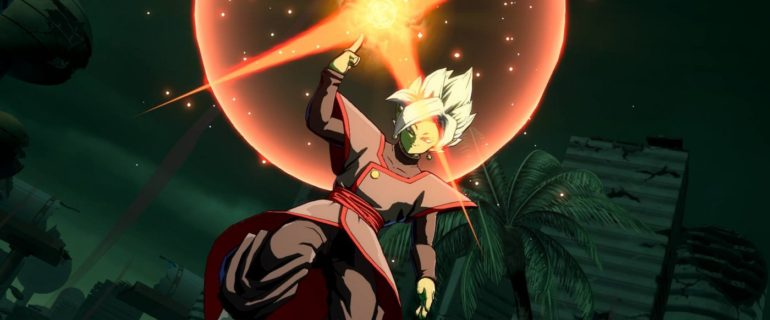 Dragon Ball FighterZ: un trailer annuncia l'arrivo di Fused Zamasu