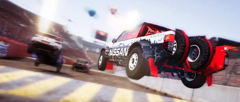 """Gravel: disponibile il nuovo DLC """"King of Buggies"""""""