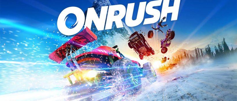 ONRUSH: il nuovo trailer ci mostra il gameplay del nuovo gioco di corse per PS4 e Xbox One