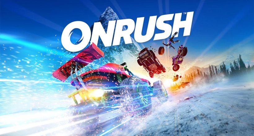 ONRUSH è disponibile da oggi su PlayStation 4 e Xbox One