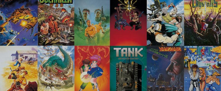 SNK 40Th Anniversary Collectionin arrivo su Nintendo Switch