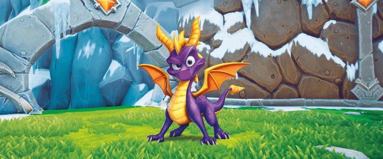 Spyro Reignited Trilogy, un video gameplay ci mostra il secondo capitolo