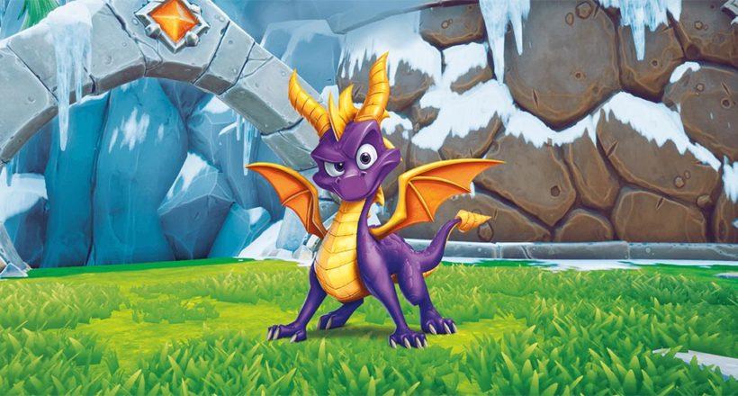 Spyro: Reignited Trilogy annunciato ufficialmente per PS4 e Xbox One
