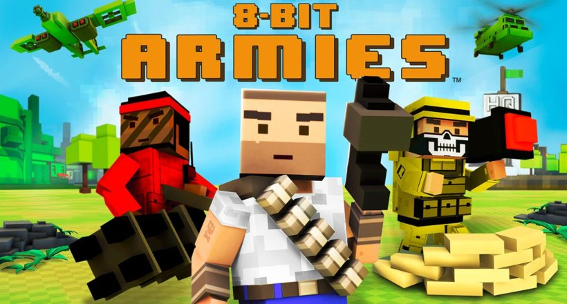 8-Bit Armies: un trailer di gameplay rivela la data di uscita