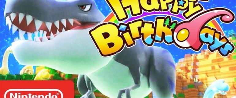 Happy Birthday: disponibile su eShop la demo per Nintendo Switch