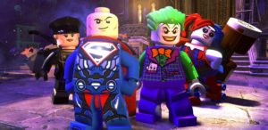 LEGO DC Super-Villains, disponibile il pacchetto personaggi DC Movie