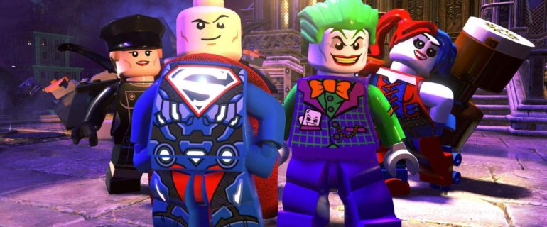 LEGO DC Super-Villains: annunciato con un trailer il primo gioco dedicato ai supercriminali