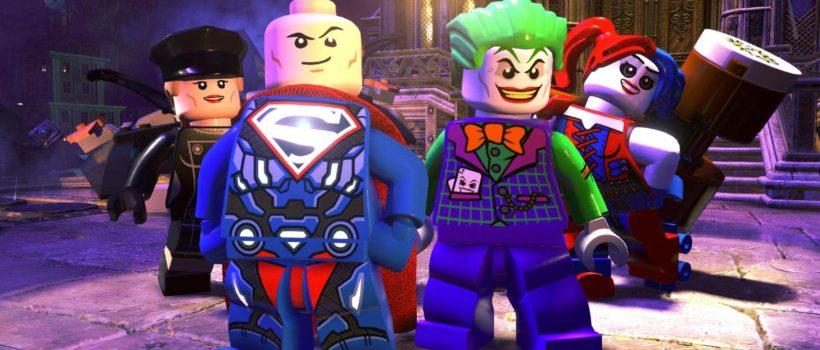 LEGO DC Super-Villains, pubblicato iltrailer di lancio del gioco