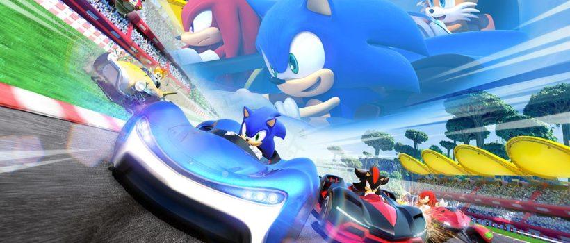 Annunciato Team Sonic Racing: ecco il trailer