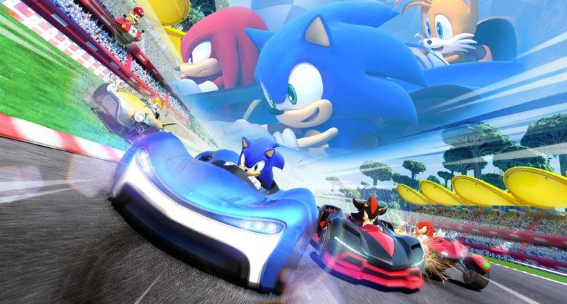 Team Sonic Racing: svelato il Team Rose