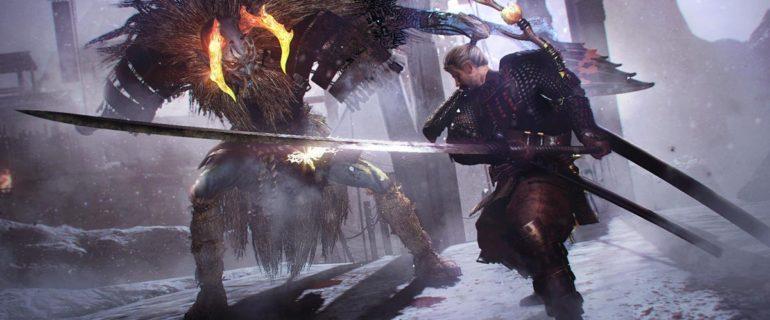 Nioh 2 presentato durante la conferenza PlayStation all'E3 con un trailer