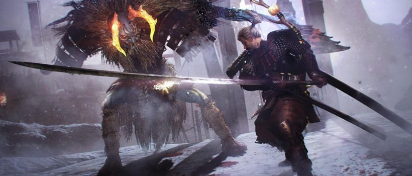 Nioh 2 presentato durante la conferenza PlayStation all'E3 con un trailer