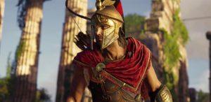 Assassin's Creed Odyssey, il nuovo trailer ci mostra i combattimenti navali