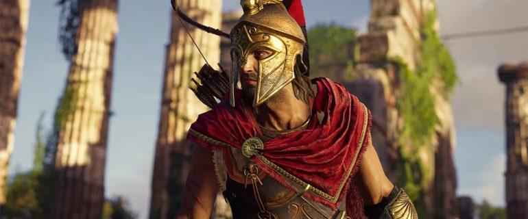 Assassin's Creed Odyssey: Ubisoft annuncia una nuova line-up di prodotti