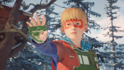 Le fantastiche avventure di Captain Spirit è disponibile gratuitamente per PS4, Xbox One e PC