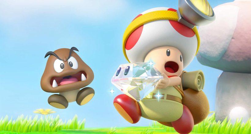 Captain Toad: Treasure Tracker è disponibile come demo gratuita per Switch e 3DS