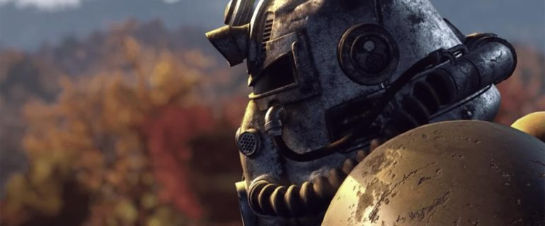 E3 2018: annunciata la data di uscita di Fallout 76, che sarà completamente online