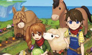 Harvest Moon: Light of Hope Special Edition disponibile da oggi su Nintendo Switch e PlayStation 4
