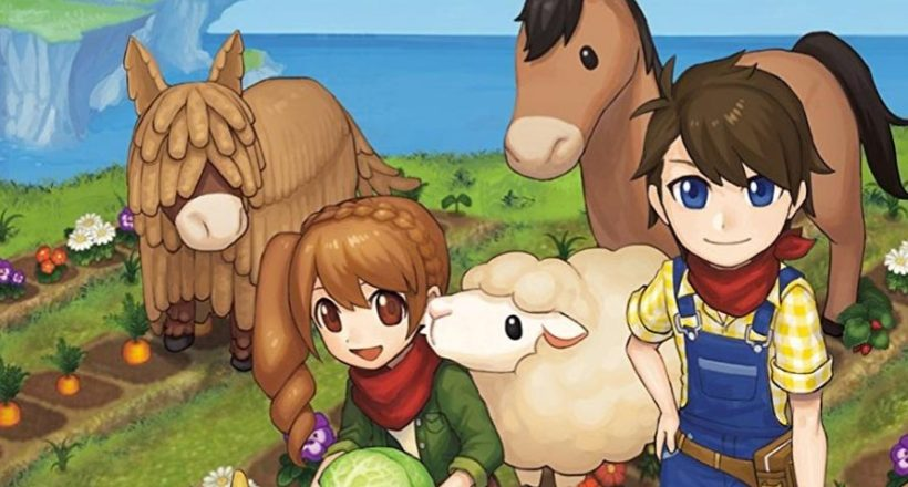 Harvest Moon: Light of Hope Special Edition disponibile da oggi su Nintendo Switch e PlayStation 4