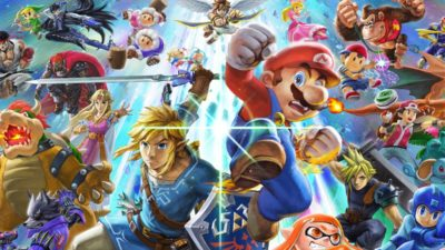 Super Smash Bros Ultimate: anche Steve e Alex di Minecraft tra i personaggi giocabili