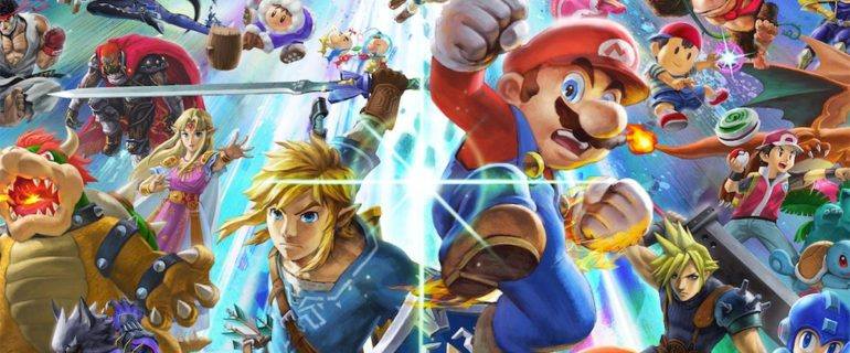 Super Smash Bros Ultimate: tutte le novità nel trailer del Nintendo Direct E3 2018