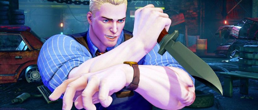 Street Fighter V: un trailer ci mostra Cody e le sue mosse
