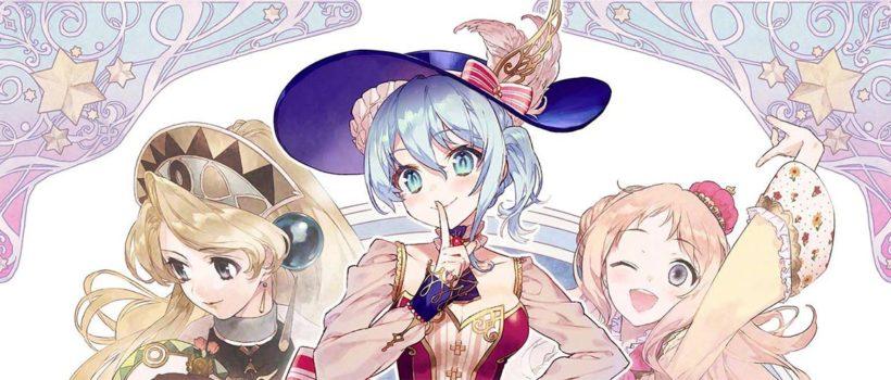 Nelke & the Legendary Alchemists: Ateliers of the New World,confermata l'uscita in occidente