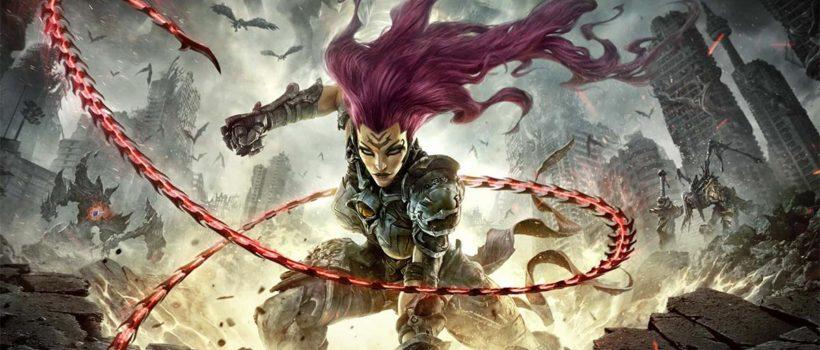 Darksiders III: annunciata la data di uscita ufficiale su PS4, Xbox One e PC