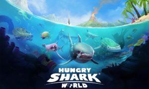 Hungry Shark World arriva il 17 luglio su PS4, Xbox One e PC