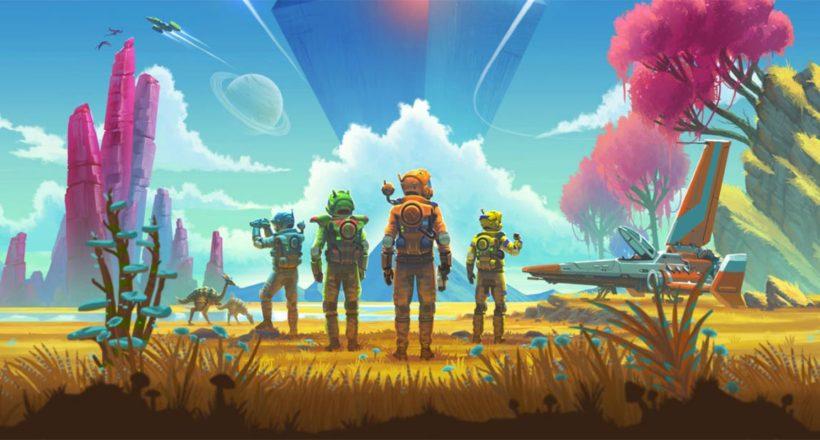 Xbox Game Pass: Hello Games annuncia l'arrivo di No Man's Sky a giugno 2020 su Xbox One e PC
