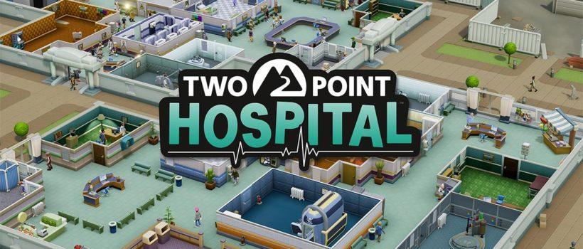 Two Point Hospital: aperti i preordini del gioco con un nuovo trailer