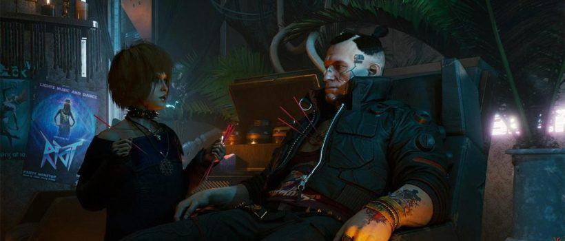 Cyberpunk 2077 si mostra con un video gameplay di 48 minuti