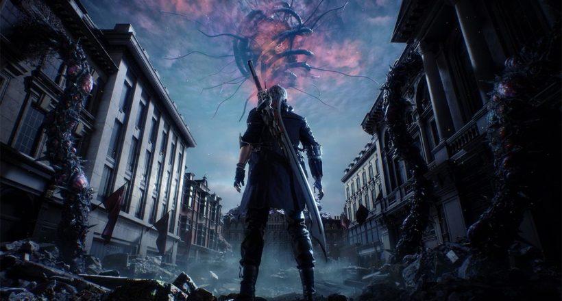 Devil May Cry 5, la prima demo è disponibile in esclusiva su Xbox One