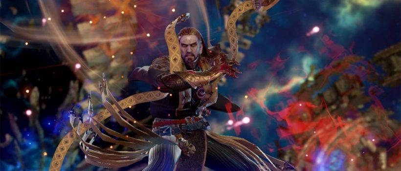 Soulcalibur VI, svelato Azwel come nuovo personaggi giocabile