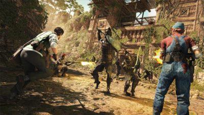 Strange Brigade, un video gameplay ci mostra il nuovo gioco d'azione in arrivo su PS4, Xbox One e PC