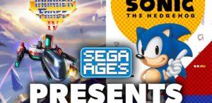 Sega Ages è disponibile con Sonic the Hedgehog e Thunder Force IV per Nintendo Switch