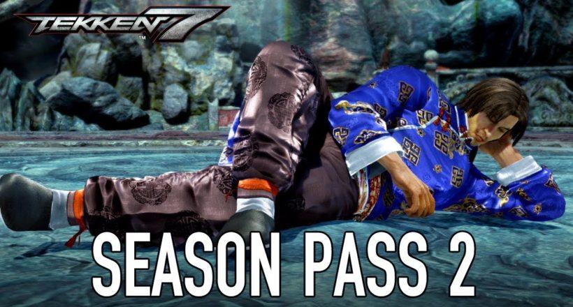 Tekken 7, Lei e Anna arrivano nel gioco tramite il Season Pass 2