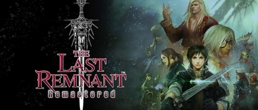 The Last Remnant Remastered in arrivo a dicembre su PlayStation 4
