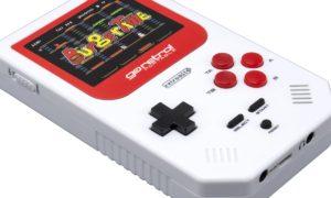 Annunciata GoRetro! Portable, la nuova console portatile con 260 giochi del passato