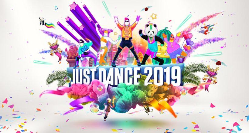 Just Dance 2019 è disponibile da oggi suPS4, Xbox One, PS3, Xbox 360, Switch, Wii U e Wii