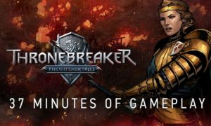 Thronebreaker: The Witcher Tales si mostra con 37 minuti di video gameplay