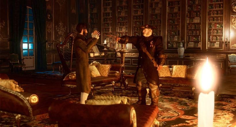 The Council Complete Edition è disponibile in versione fisica e in italiano per PS4 e Xbox One