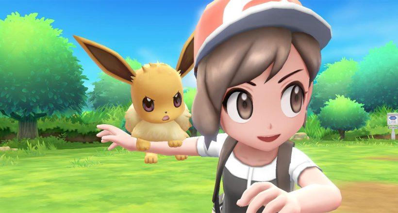 Pokémon: Let's Go, Pikachu! e Pokémon: Let's Go, Eevee arrivano su Nintendo Switch. Ecco gli eventi per festeggiare il lancio