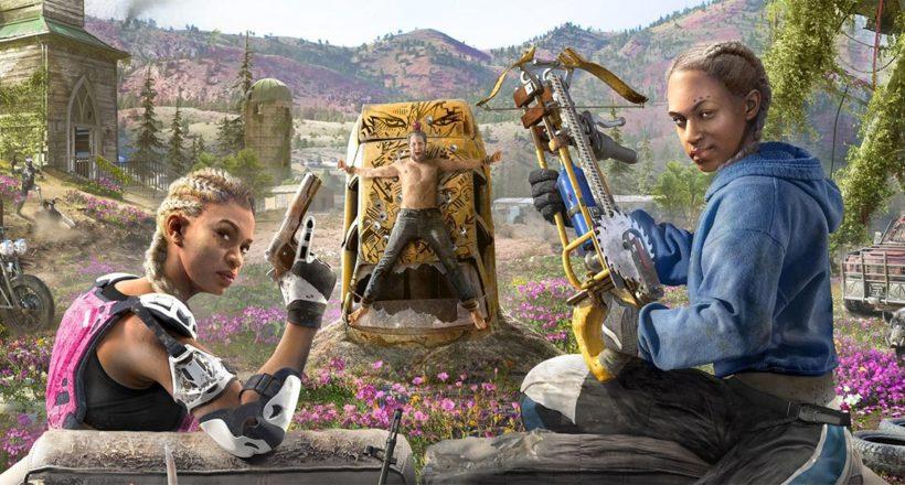 Far Cry New Dawn, Ubisoft svela il nuovo capitolo post-apocalittico