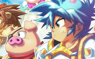 Monster Boy and the Cursed Kingdom, la recensione: un ritorno in grande stile