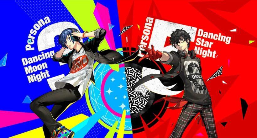 Persona 3: Dancing in Moonlight e Persona 5: Dancing in Starlight sono ora disponibili per PS4 e PS Vita