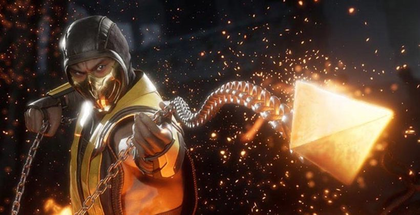 Mortal Kombat è disponibile da oggi su PS4, Xbox One, PC e Switch